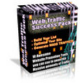 Web traffic success pack