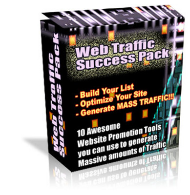 Product picture Web traffic success pack